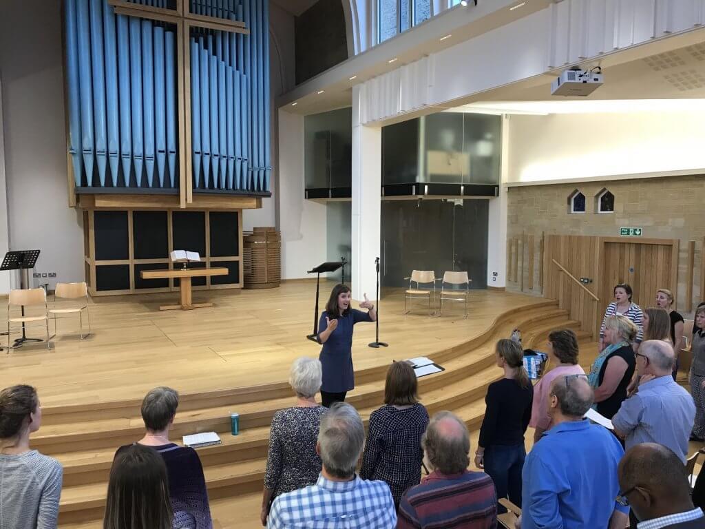 Vic Henshall Maidenhead Choir